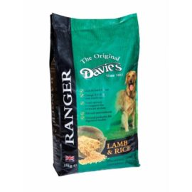 15kg Davies Ranger Complete Hypo-Allergenic Dry Dog Food Lamb