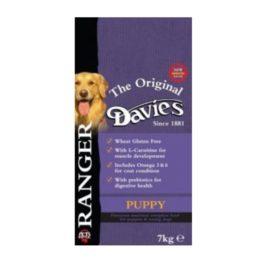 7kg Davies Ranger Complete Hypo-Allergenic Puppy Dog Food