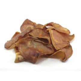 Extra Large Pigs Ears Dog Treat Reward Chew