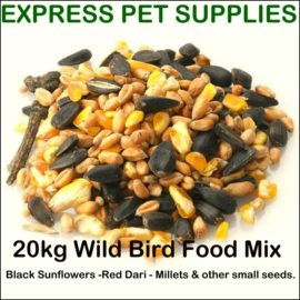 20kg Wild Bird Feed Mix Food Seeds