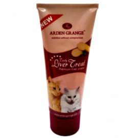 75g Arden Grange Tasty Liver Paste Cat Treat