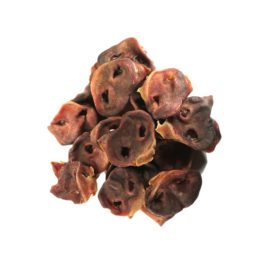 1kg Natural Dog Treat Pigs Snouts Bulk